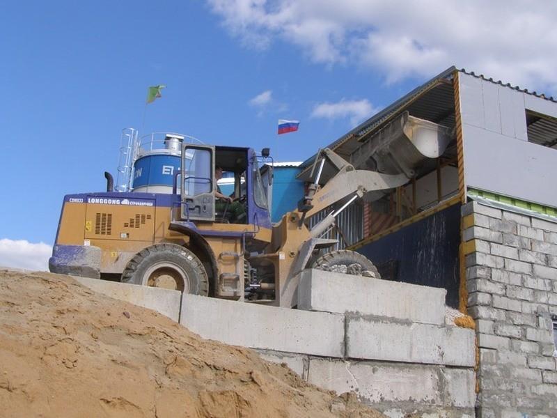 Запад бетон изготовление из бетона