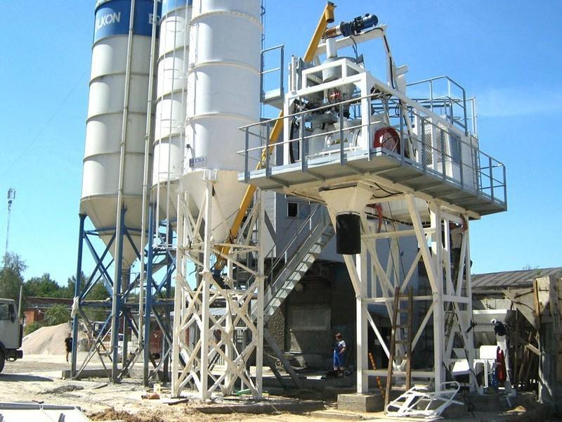 индустрия бетона владимир